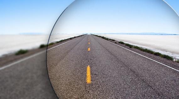 La Visión en la Conducción