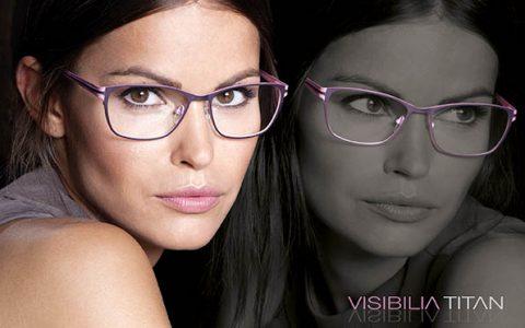 Marpe Ópticos presenta la nueva colección de Visibilia Titanio