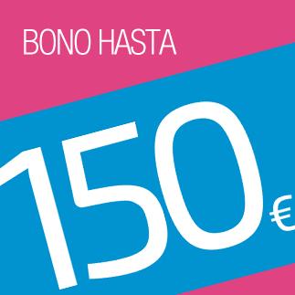 Bono de compra 150€