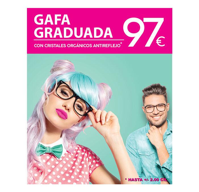 Gafa graduada 97€