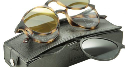 Llegan las nuevas gafas Magnet by Visibilia. Tres gafas en una.
